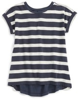 Tea Collection Toddler Girl's Saorsa Pleated Top