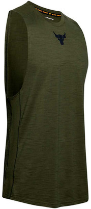 Under Armour Mens Project Rock Charged Cotton Tank