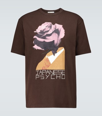 Undercover Japanese Psycho cotton T-shirt