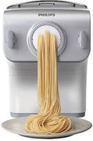 Philips NEW HR2358/06 Pasta & Noodle Maker with Auto Weigh: White/Silver