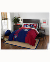 Northwest Company New York Giants 7-Piece Full Bed Set