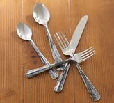 Pottery Barn Ridge Flatware