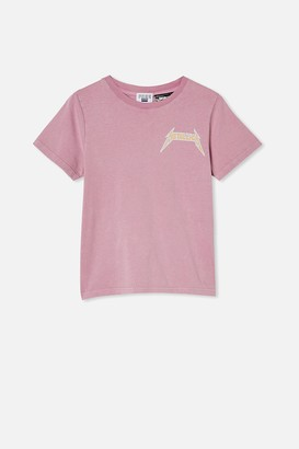 Cotton On Girls License Classic Ss Tee