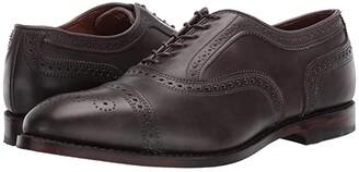 Allen Edmonds Strand (Carbon) Men's Lace Up Cap Toe Shoes