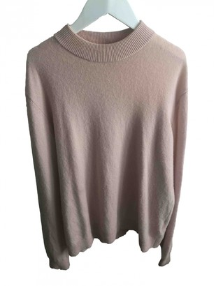 J. Lindeberg Pink Cashmere Knitwear for Women