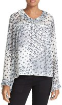 See by Chloe Women's Floral Print Top