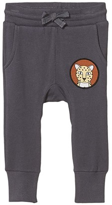 HUXBABY Drop Crotch Pants (Infant/Toddler) (Ink) Kid's Casual Pants
