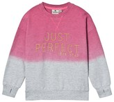 Nova Star Pink Long Sweatshirt