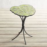 Pier 1 Imports Leaf Mosaic Accent Table
