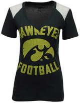 Nike Women's Iowa Hawkeyes Stadium Football T-Shirt