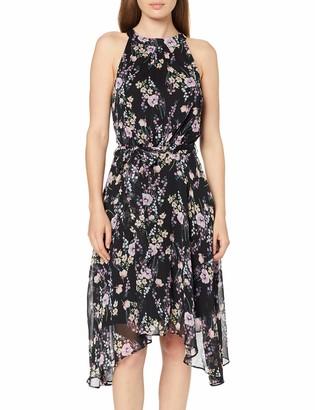 Koton Women's Sommerkleid Mit Bindgurtel Party Dress