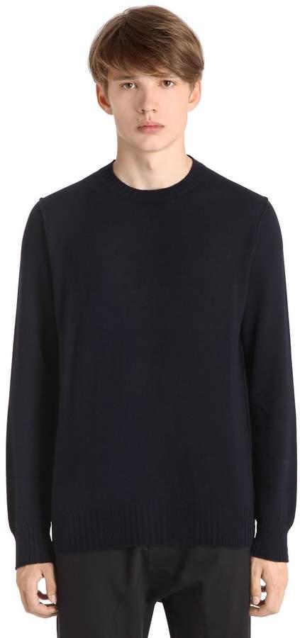 Annapurna Cashmere & Wool Blend Sweater