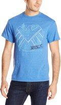 Marvel Agents of S.H.I.E.L.D. Men's Blueprints T-Shirt
