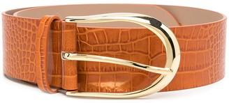 B-Low the Belt Erin leather waist belt