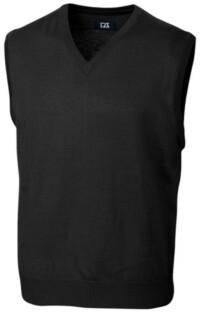 Cutter & Buck Cutter and Buck Men's Big and Tall Douglas V-Neck Vest