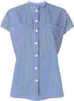 Joseph striped shortsleeved shirt