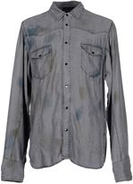 Diesel Black Gold Denim shirts