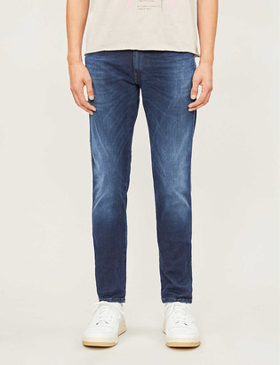 Replay Anbass Hyperflex Clouds slim stretch-denim jeans