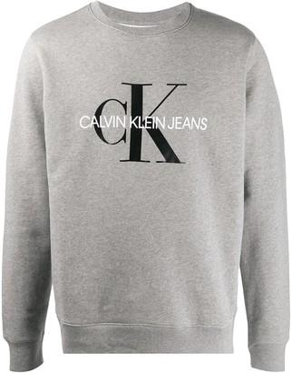 Calvin Klein Core Monogram Logo Sweater