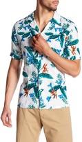 Gant Beach Linen Trim Fit Shirt