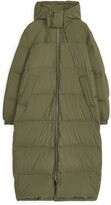 Arket Down Puffer Coat