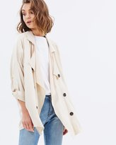 Uptown Waterfall Trench