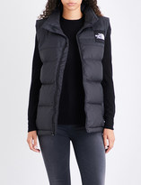 The North Face Nuptse shell gilet