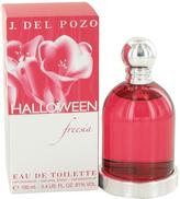 Jesus del Pozo Halloween Freesia by Eau De Toilette Spray for Women (3.4 oz)