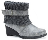 Muk Luks Women's Deena Wedge Ankle Boots