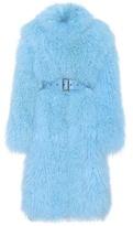 Saks Potts Water shearling coat