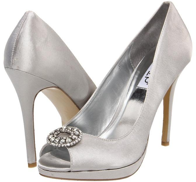 rsvp Avril (Silver) - Footwear