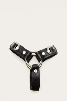 The Frye Company Removable Concho Harness