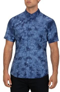 Hurley Men's Tie Dye Oxford Shirt