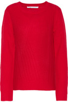 Diane von Furstenberg Wool And Cashmere-Blend Sweater