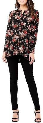 Ripe Karla Peplum Shirt