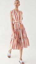 Thumbnail for your product : ADEAM Asagao Dress