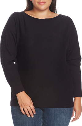 Vince Camuto Embellished Dolman Sleeve Sweater