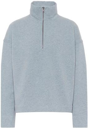 Vince Cotton-blend sweatshirt