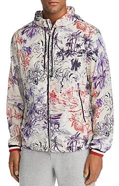 Moncler Fraser Hawaiian Hooded Zip Jacket
