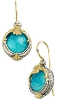 Konstantino Women's 'Iliada' Doublet Drop Earrings