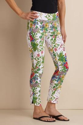Petites In Bloom Pants