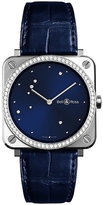 Bell & Ross Ladies' Stainless Steel Strap Watch