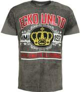 Ecko Unlimited MMA All Business T-Shirt Grey