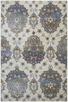 Asstd National Brand Medalia Rectangular Rug