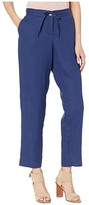 Tommy Bahama Palmbray Tapered Pants (Island Navy) Women's Casual Pants