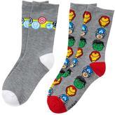 Gymboree Avengers Socks 2-Pack