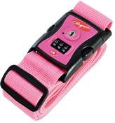 Olympia 3-Dial Luggage Strap