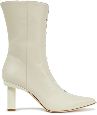 Tibi Leather Boots