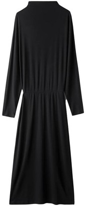 Filippa K Black Cherice T31 Dress - Small