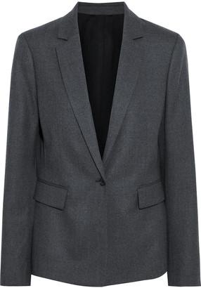 Joseph Prisca Wool-blend Flannel Blazer